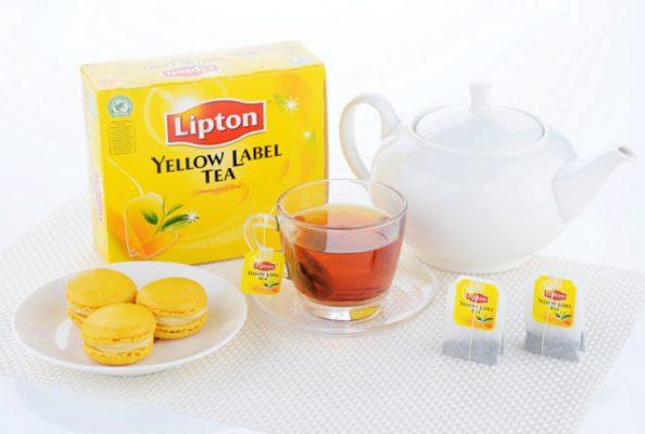 Trà túi lọc Lipton - Gia công trà túi lọc Green D World