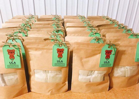 Trà giảm cân đông y dạng túi lọc -Gia công trà túi lọc Green D World