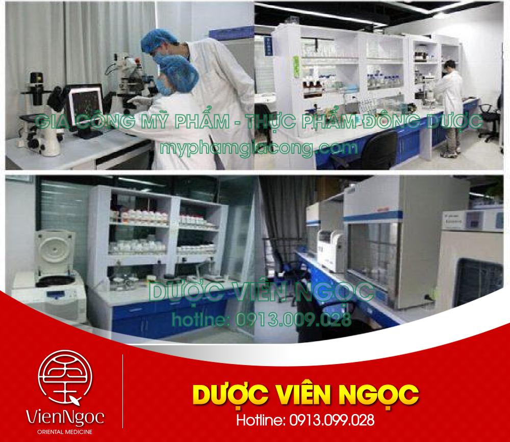 Quy trình sản xuất hiện đại, đạt chuẩn an toàn - Cảnh báo các đơn vị cung cấp nguyên liệu mỹ phẩm giả