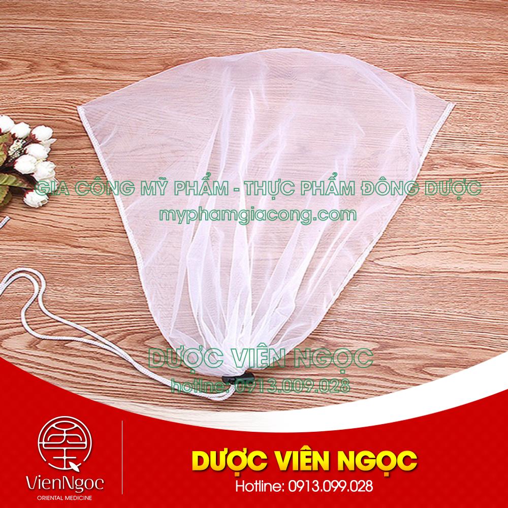 Gia công trà túi lọc an toàn, chất lượng
